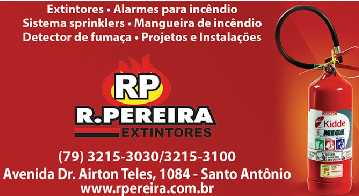 R Pereira Extintores