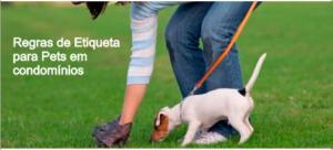 Pets em condomínio