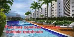 piscinas coletivas