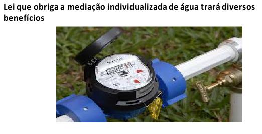 Individualização de água: justiça nos condomínios