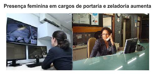 Funcionários: mulheres ocupam lugares de destaque