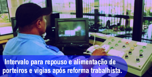 Intervalos de funcionários após a reforma trabalhista