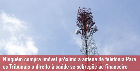 Pesquisadora alerta para os perigos das antenas de celulares