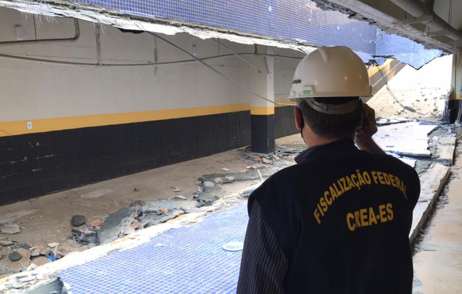 Acidentes devido a problemas estruturais: de quem é a responsabilidade? Em Fortaleza (CE) pedreiro e engenheiro responderão por homicídio.
