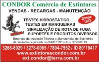 EXTINTORES-Condor