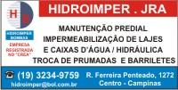 IMPERMEABILIZAÇÃO-Hidroimper