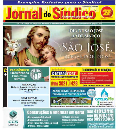 capa março 2017