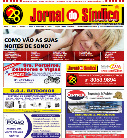 capa julho 2018