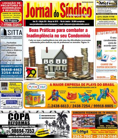 capa março 2019