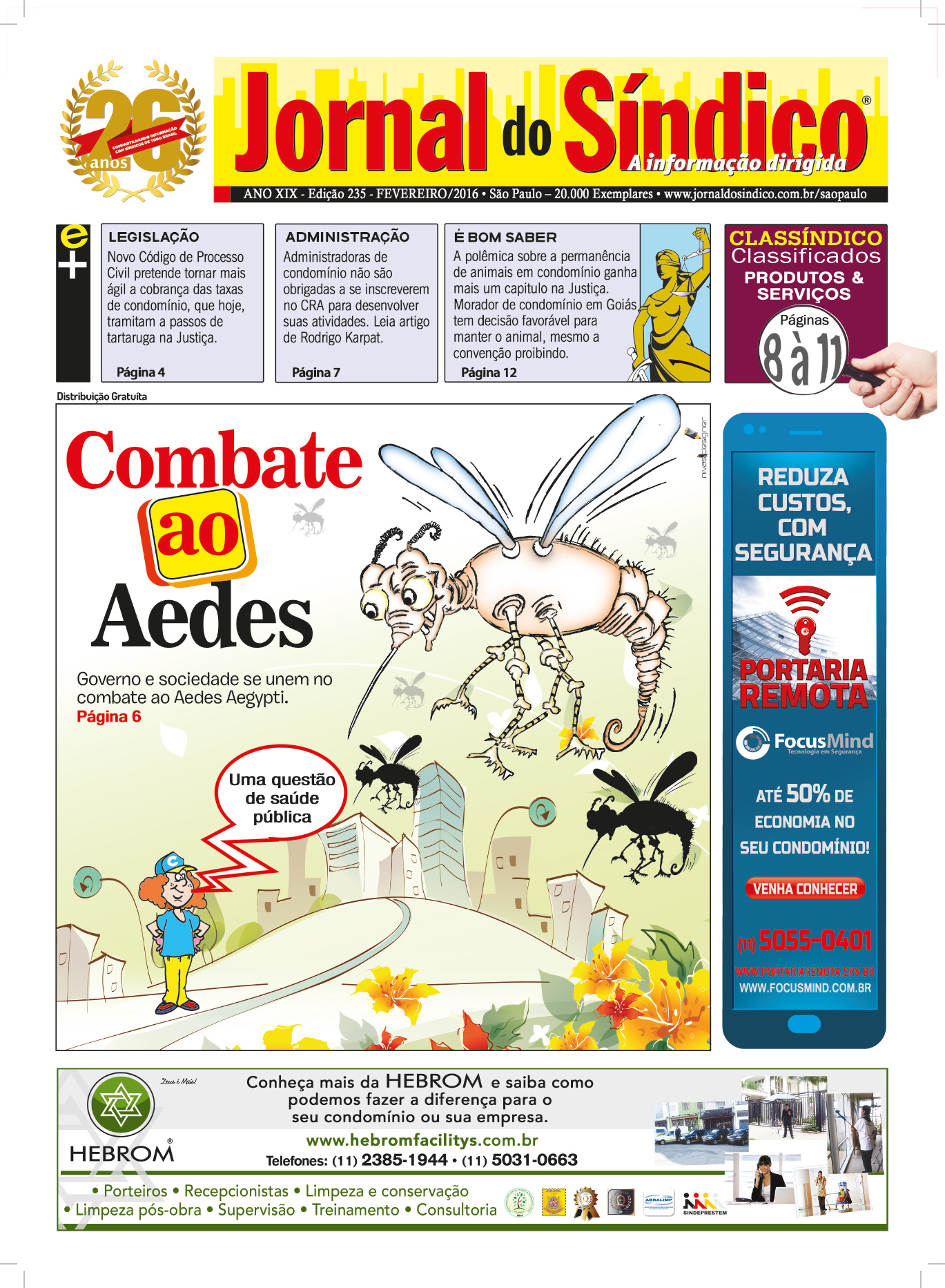Jornal do Sindico BCKP - Edic 236.indd