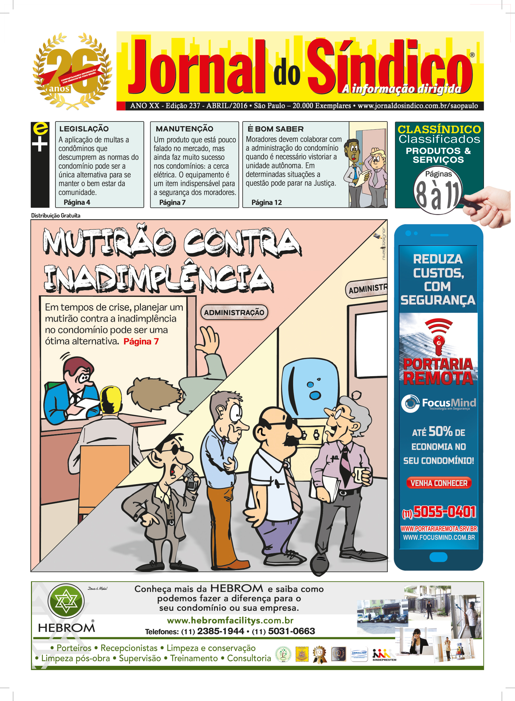 Jornal do Sindico BCKP - Edic 237.indd