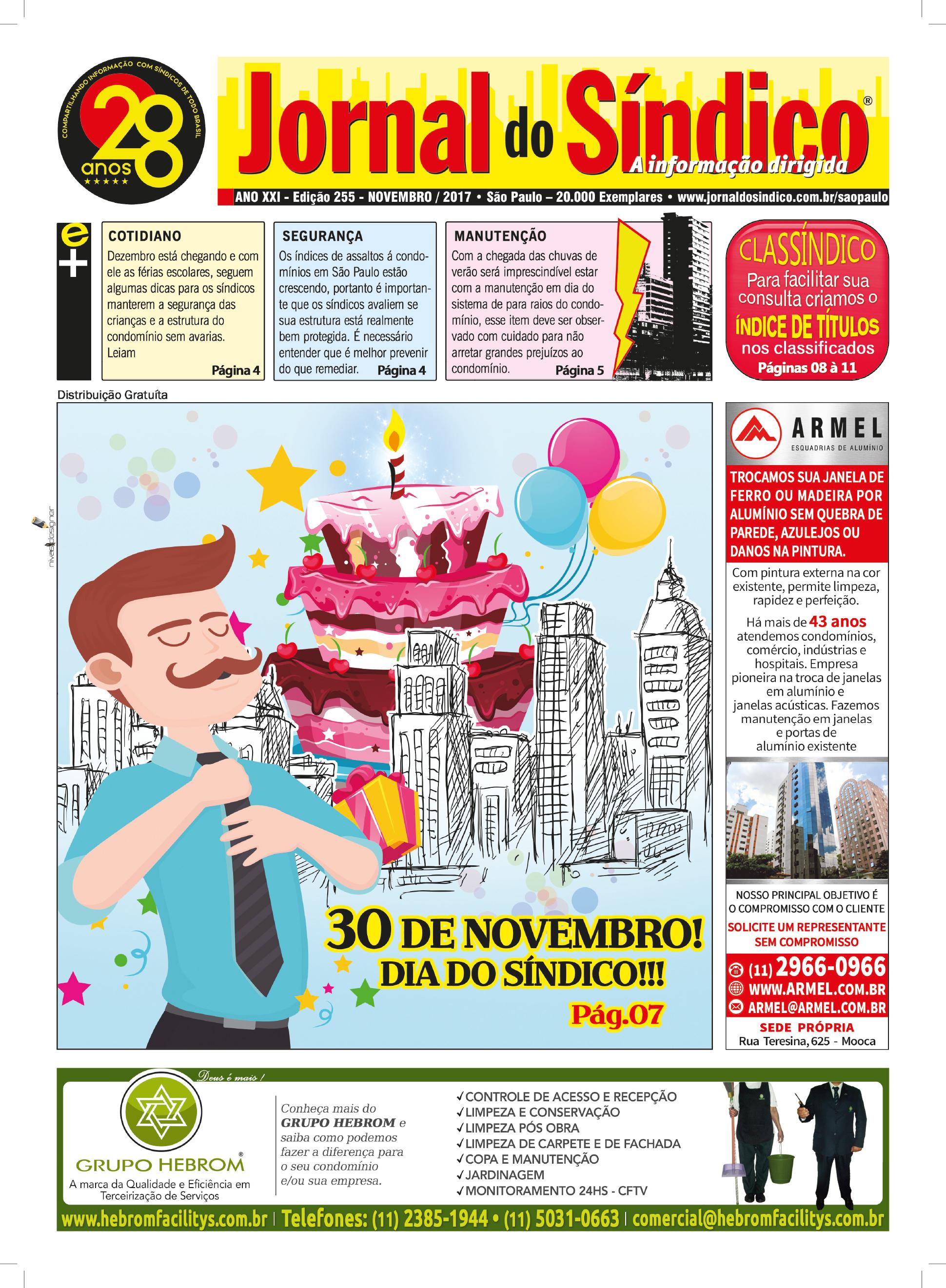 Jornal-Ediç 255 - NOVEMBRO2017.indd