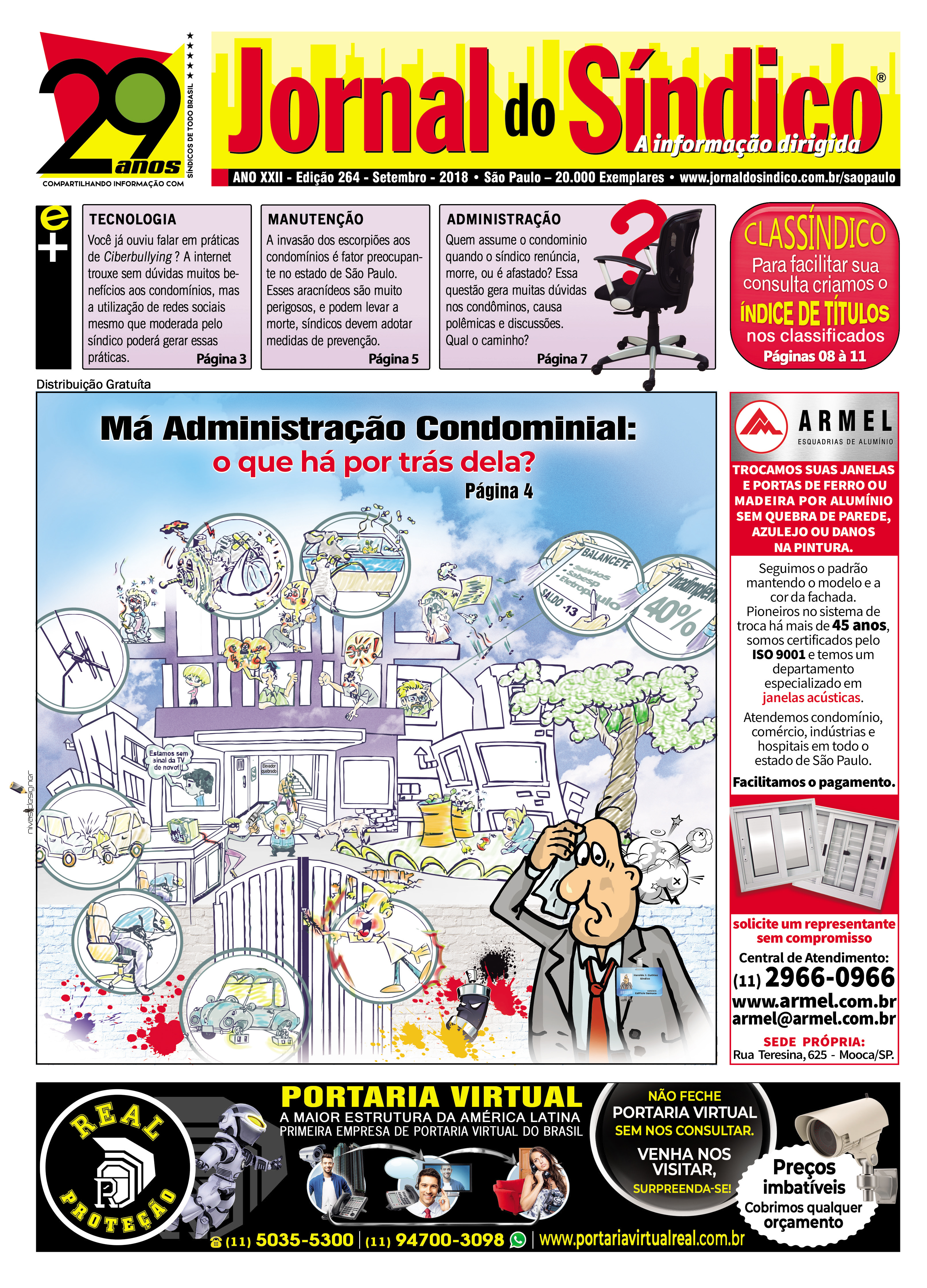 Jornal-Ediç 264 Setembro 2018.indd