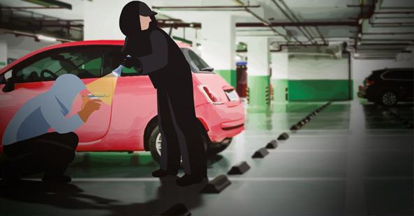 Danos e furtos em garagens. Quem é o responsável?