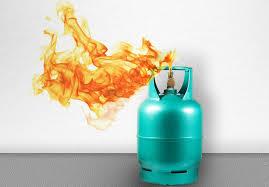 Vazamento de gás põe em risco segurança do condomínio