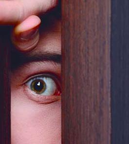 Invasão de privacidade em condomínio