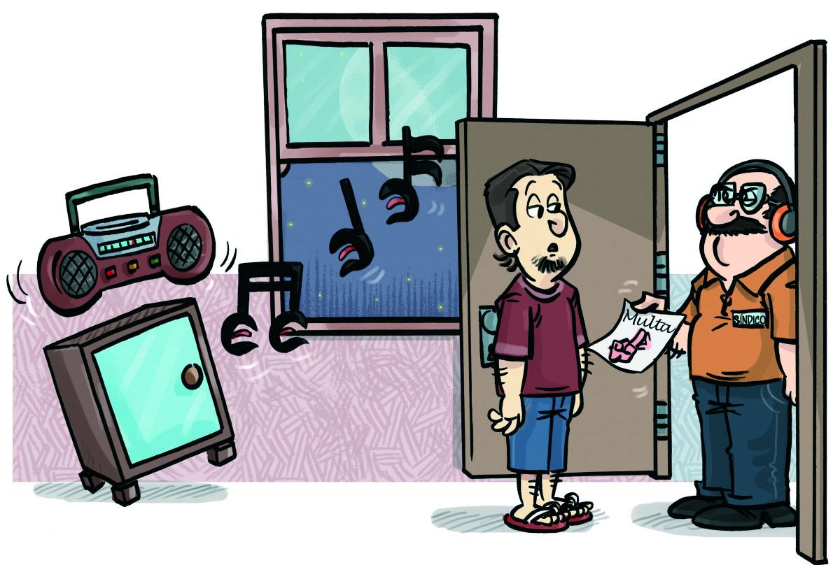 Multa ou advertência, como chamar a atenção de condôminos infratores?