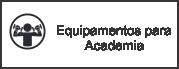 equipamentos para academia