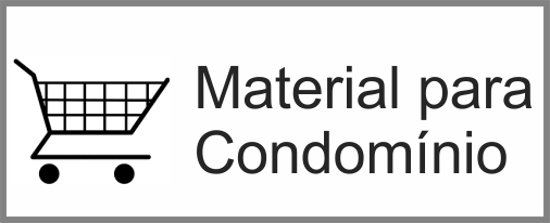 icone material para condominio