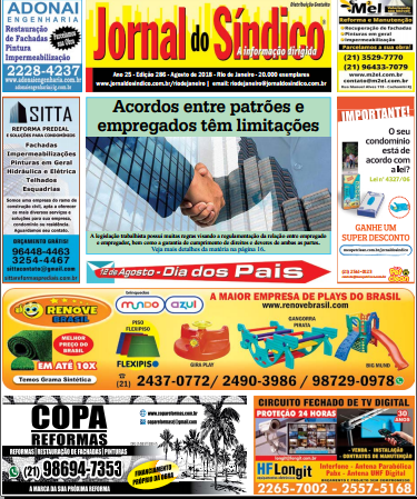 capa agosto 2018