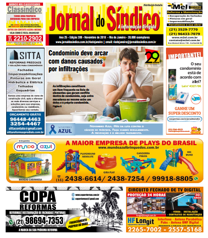 capa novembro 2018