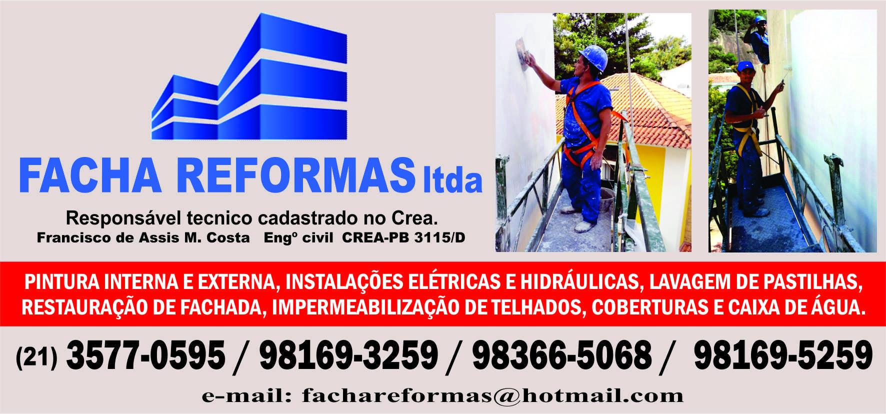 FACHA E REFORMAS