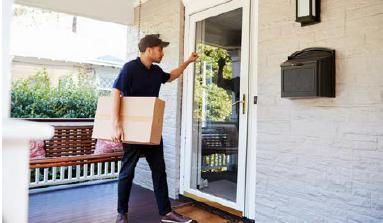 Como lidar com os serviços delivery em condomínio?