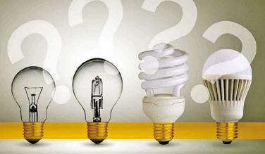 Você sabe o jeito certo de escolher lâmpadas LED?