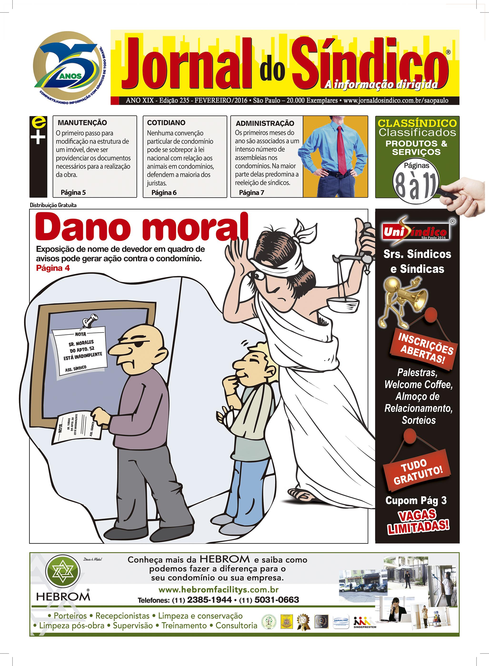 Jornal do Sindico BCKP - Edic 235.indd