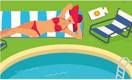 Exposição prolongada ao sol é principal causa de câncer de pele