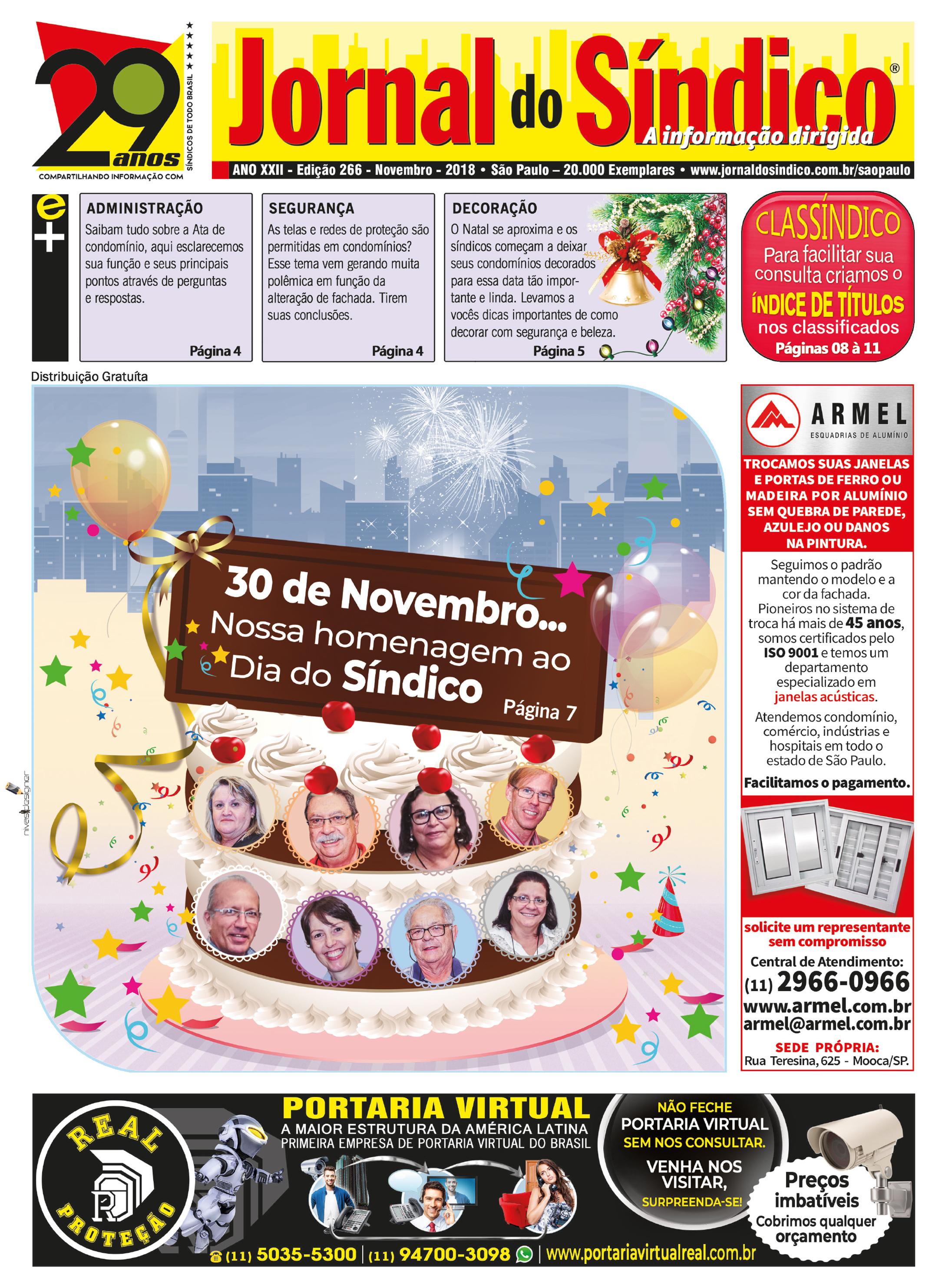Jornal-Ediç 266 Novembro 2018.indd
