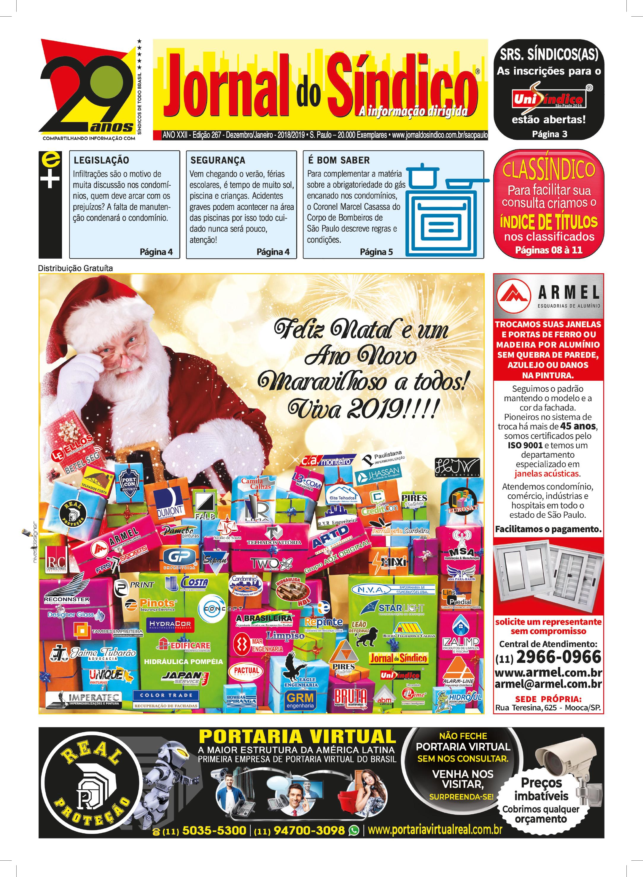 Jornal-Ediç 267 Dezembro 2018.indd