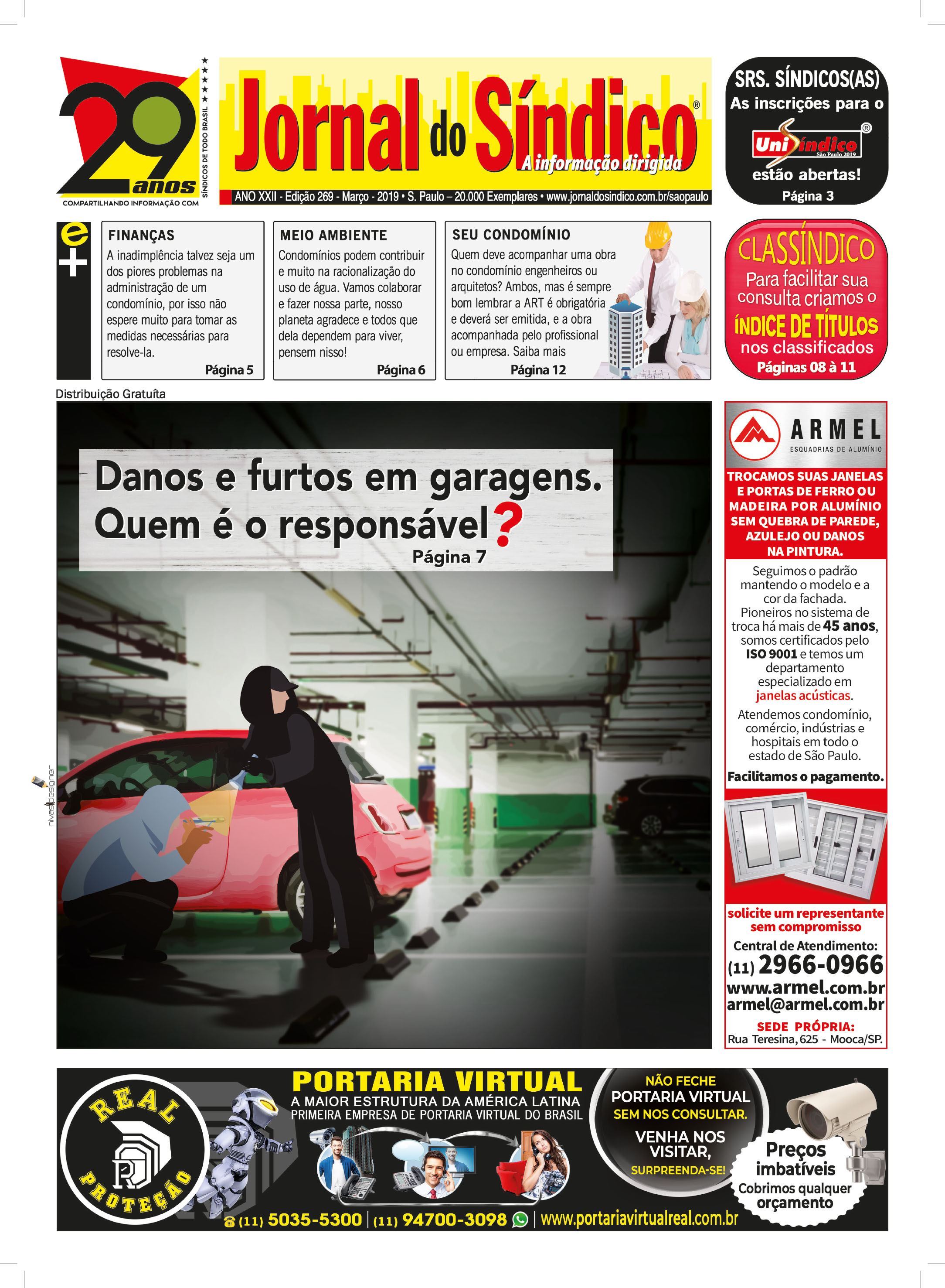 Jornal-Ediç 269 - Março 2019.indd