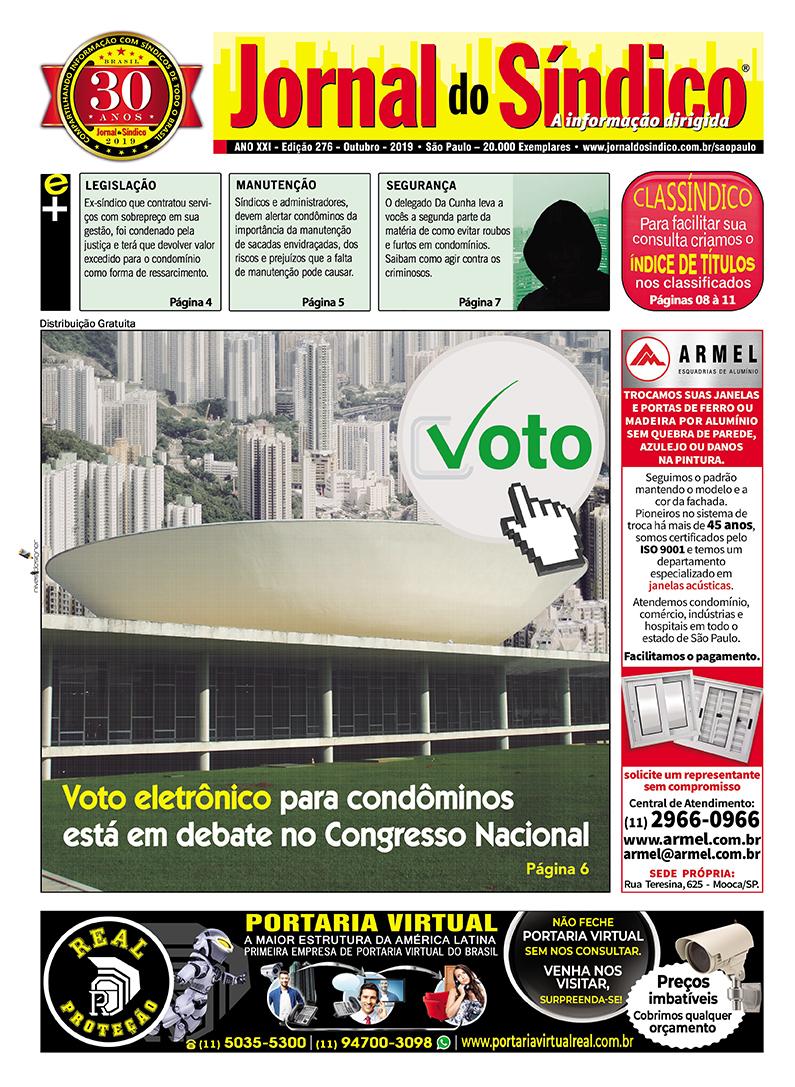 Jornal-Ediç 276 - Outubro 2019.indd