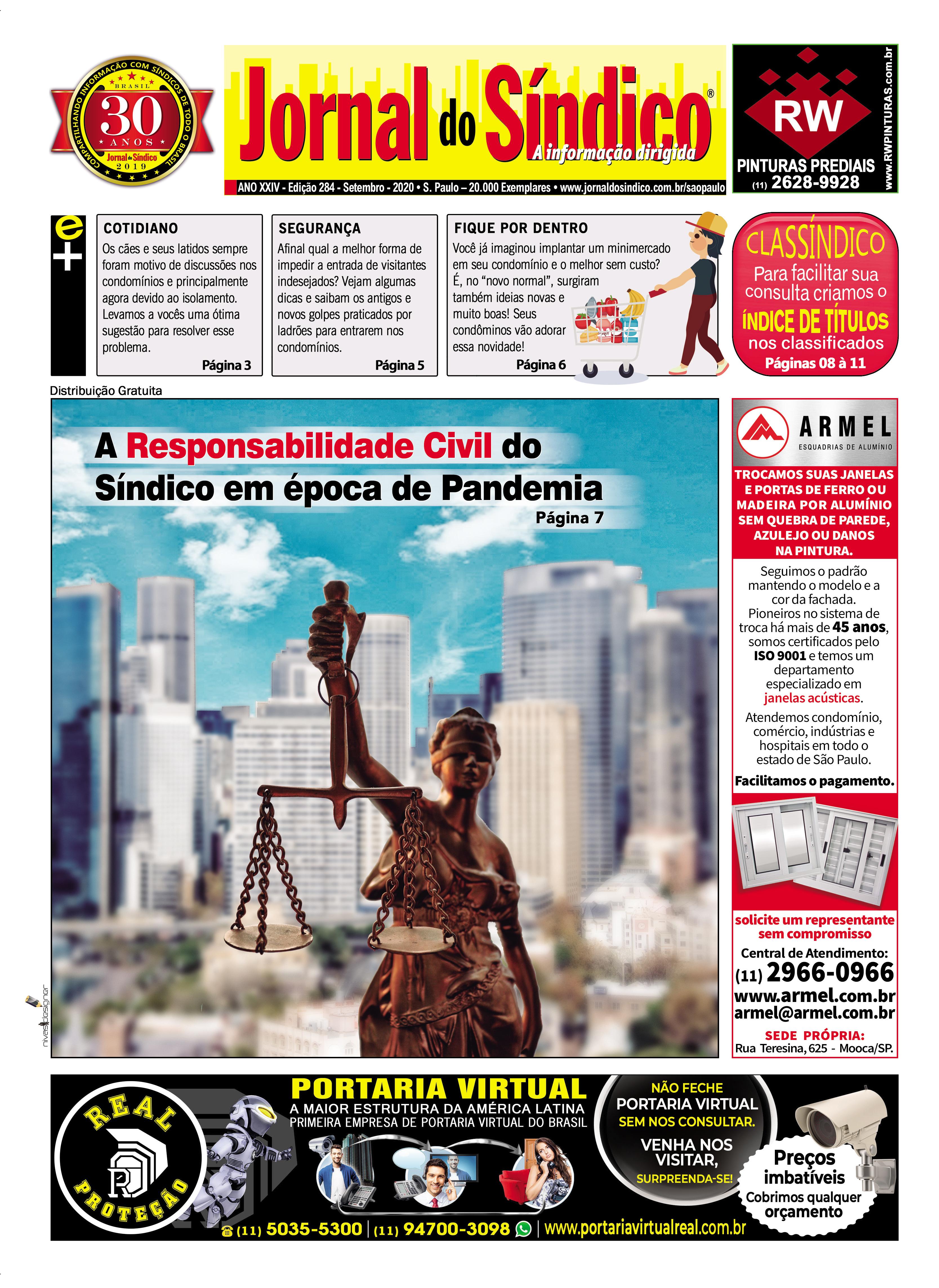 Jornal-Ediç 284 - Setembro 2020.indd