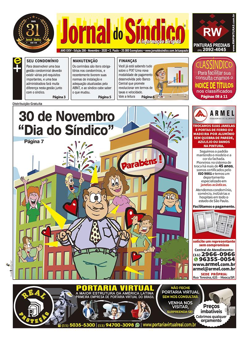 Jornal-Ediç 286 - Novembro 2020.indd