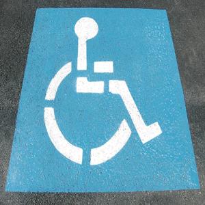 """Falando em """"minorias"""" …E as vagas de garagem para deficientes?"""