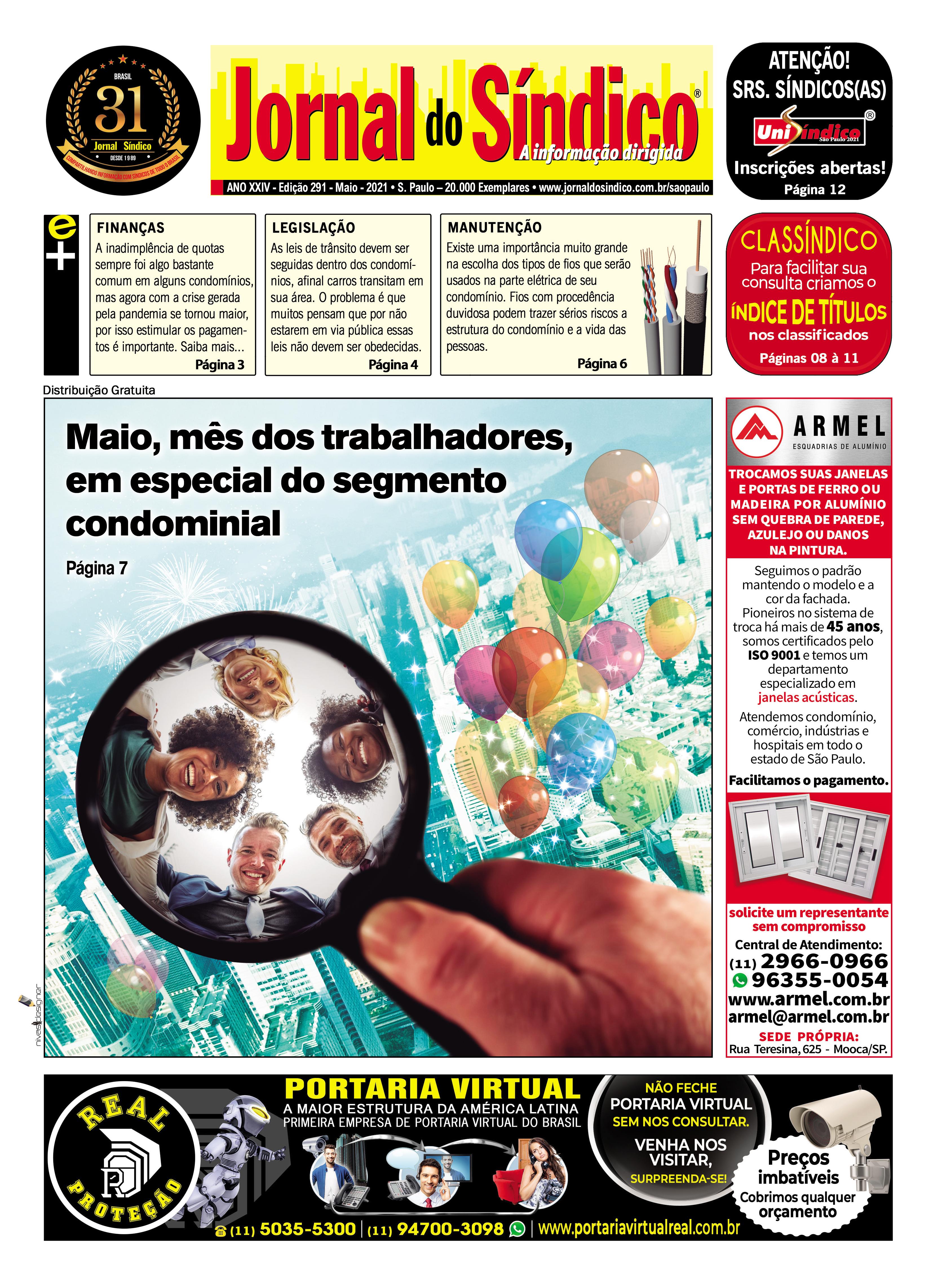 Jornal-Ediç 291 - Maio 2021 Backup.indd